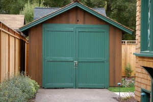 Hewlett-Packard garage