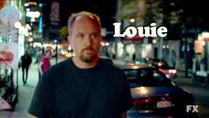 title from Louie on FX