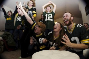 packers football fans